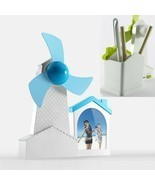 Multifunction 3 in 1 Windmills Mini USB fan wit... - $20.48