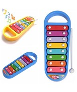 Selling Kids Musical Toy 8-Note Xylophone Music Instruments Knowledge Cl... - $11.20