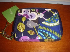 Vera Bradley Floral Nightingale Accordion Card Holder - $24.99