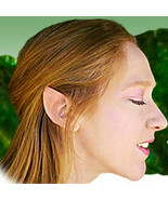 Latex Fairy Pixie Elf Ears Cosplay Accessories LARP Halloween Party Late... - $7.85
