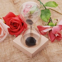 Magnetic Sandglass Hourglasses Magnet Hourglass... - $12.36