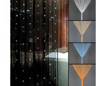 String curtain door room divider tassel screen panel home decoration free shipping thumb155 crop