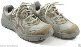 Earth Kalso Technology Exer-Walk Walking Shoes Sneakers Size 6.5 M Beige... - $31.68