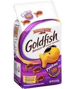 Pepperidge Farm Goldfish, Pretzel, 8-ounce bag (pack of 6) - $27.52
