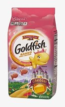 Pepperidge Farm Princess Cheddar Goldfish, 6.6 Ounce (2 Bags) - $21.52