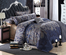 Bedding Set Print Reactive100% Cotton High Thread Count 4 pcs floral set 3-15 - $141.00+