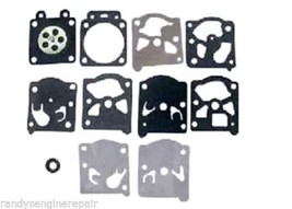 D22-WAT OEM GENUINE WALBRO CARBURETOR GASKET & DIAPHRAGM KIT - $9.94
