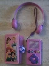toy walkman disney princesses plays 4 songs - $6.40