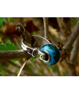 Haunted recharging ring with your choice of spell cast bead. - $15.84