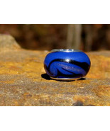 Triple Spell Cast Haunted GENIE WISH Glass bead to make your own spell cast brac - $13.50