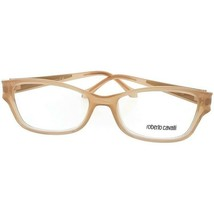 New Roberto Cavalli Eyeglasses Size 55mm 135mm 17mm New With Case - $54.64