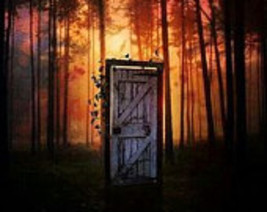HAUNTED FREEBIE NATURE OPEN SECRET DOOR MAGICK  WITCH CASSIA4 - Freebie