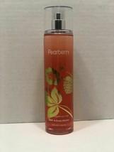 *NEW* Pearberry 8 oz Fine Fragrance Mist Bath & Body Works SHIPS SAME DAY!! - $10.00