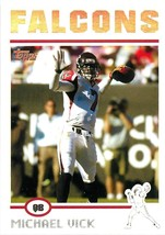2004 Topps Nfl Football Card - Pick Choose Your Cards - $0.99