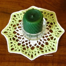 Coaster-white_flower_in_lt_grren_sngl_w-grn_motive_candle_2815_72dpi_thumb200