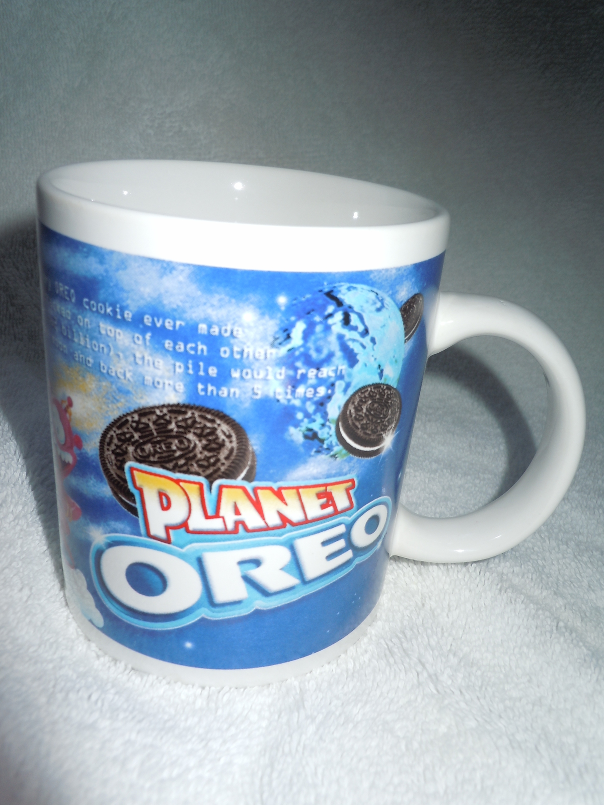Planet Oreo Nabisco Coffee Mug