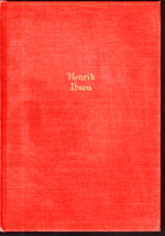 The Works Of Ibsen, Black's Reader Service Co. 1928 - $5.65