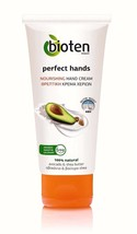 Bioten Nourishing Hand Cream Natural Avocado Butter & Shea Butter 100ml - $4.62