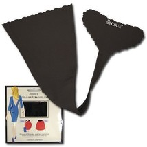 Shibue No-Line Strapless Panty (L, BLACK) [Apparel] - $17.63