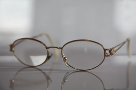 Eyewear, Gold Frame, RX-Able  Prescription Lenses. - $17.82