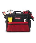 "Craftsman Reinforced Tool Bag HandTools Organizers 13"" Compact Case Pocket - $21.17"