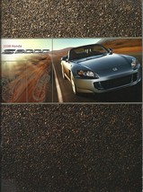 2009 Honda S2000 sales brochure catalog 09 US roadster CR - $12.00