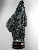 3Star Crystal Pumice Stone Rainbow Lek-Lai Glittering Mineral Iron rock Amulets - $25.00