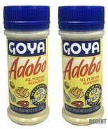2 Pack Goya  Adobo All Purpose Seasoning Sin Pimienta-Without Pepper 8 o... - £8.58 GBP