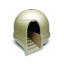 Cat Litter Box Titanium Dome Clean Pan Fresh Toilet Shelter Pet Bathroom... - $67.59