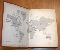 Guide To Israel by Zev Vilnay English Israel Illustrated Vintage Book 1965 image 2