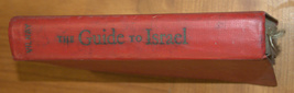 Guide To Israel by Zev Vilnay English Israel Illustrated Vintage Book 1965 image 11