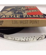 Vtg Castle Film West Point in War Times Symbol of our Army 8mm Movie WWI... - $38.69
