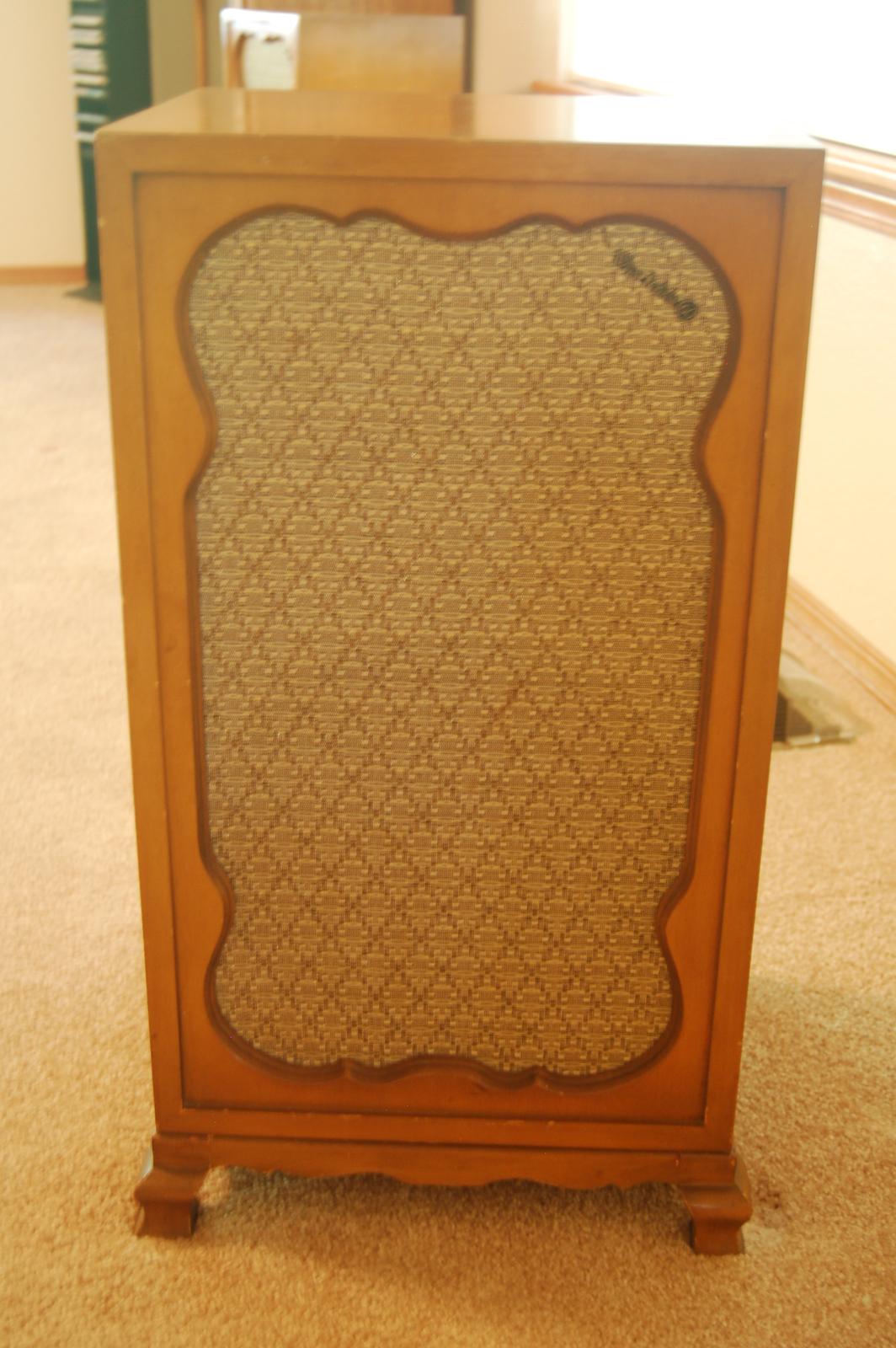 Vintage Speaker Systems 97