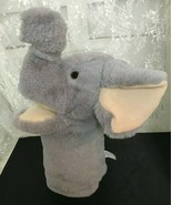 Get Ready Kids Puppet Elephant Interactive Play Early Childhood Education - $13.19