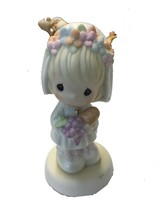 "PRECIOUS MOMENTS 2004 ORNAMENT "" FOR HIS PRECIOUS LOVE"" - $25.42"