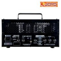 Joyo Tube Amp JMA-15 MJOLNIR All Tube Dual Channel 15 Watt Guitar Head - $498.95