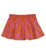 Carter's 6-9 Mos. Baby Girls Hawaiian Floral Print Ruffle Skirt  - $2.99