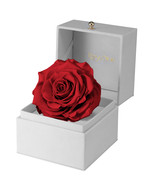 Anniversary Gift-Wedding Gift-Birthday Gift-Preserved Rose Gift Box-Rose... - $115.00