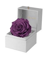Anniversary Gift-Birthday Gift-Gift For Her-Preserved Rose Gift Box-Rose... - $115.00