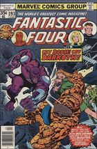 Marvel FANTASTIC FOUR (1961 Series) #193 FN- - $2.29