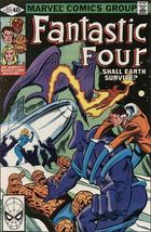 Marvel FANTASTIC FOUR (1961 Series) #221 FN - $2.49