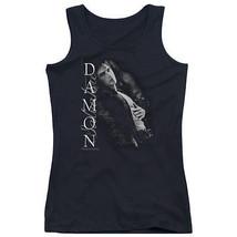 Damon Salvatore Vampire Diaries Juniors Tank Top Dc Comics Licensed Wbt452 Jtk - $21.99+