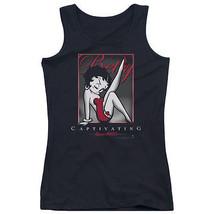 Betty Boop Captivating Juniors Tank Top Dc Comics Licensed Bb609 Jtk - $21.99+