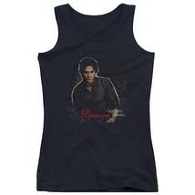 Damon Vampire Diaries Juniors Tank Top Dc Comics Licensed Wbt151 Jtk - $21.99+