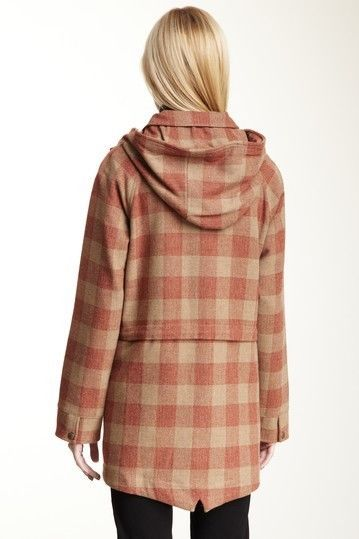 Pendleton Anorak Coat Sz XS NWT $497