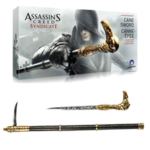 Assassin's Creed 6 Syndicate Jacobs 1:1 Cosplay Cane Sword Crutch Canne-... - $35.27