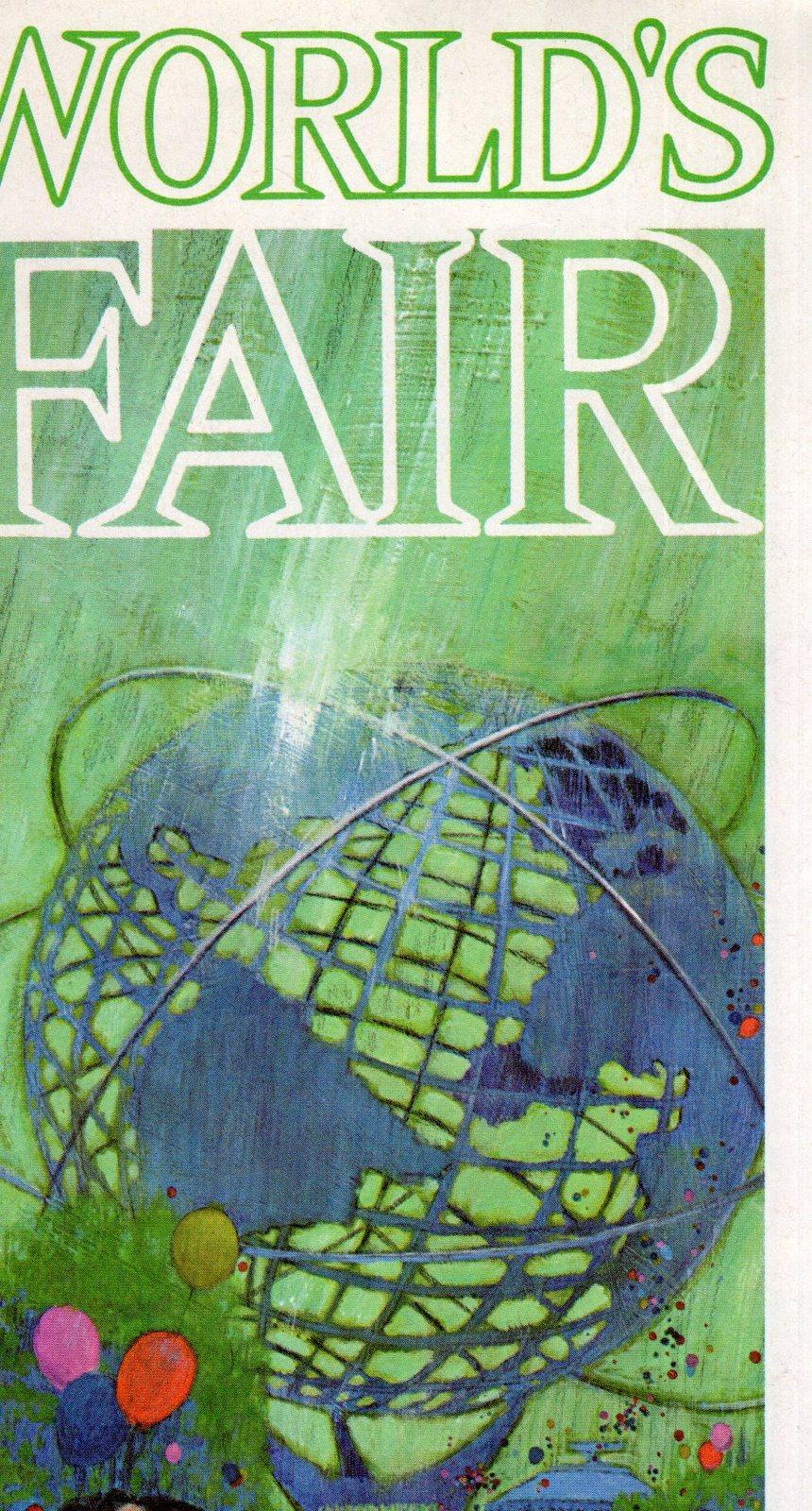 N. Y. World's Fair 1964-65 -4 Broshures and 50 similar items  World S Fair Map on