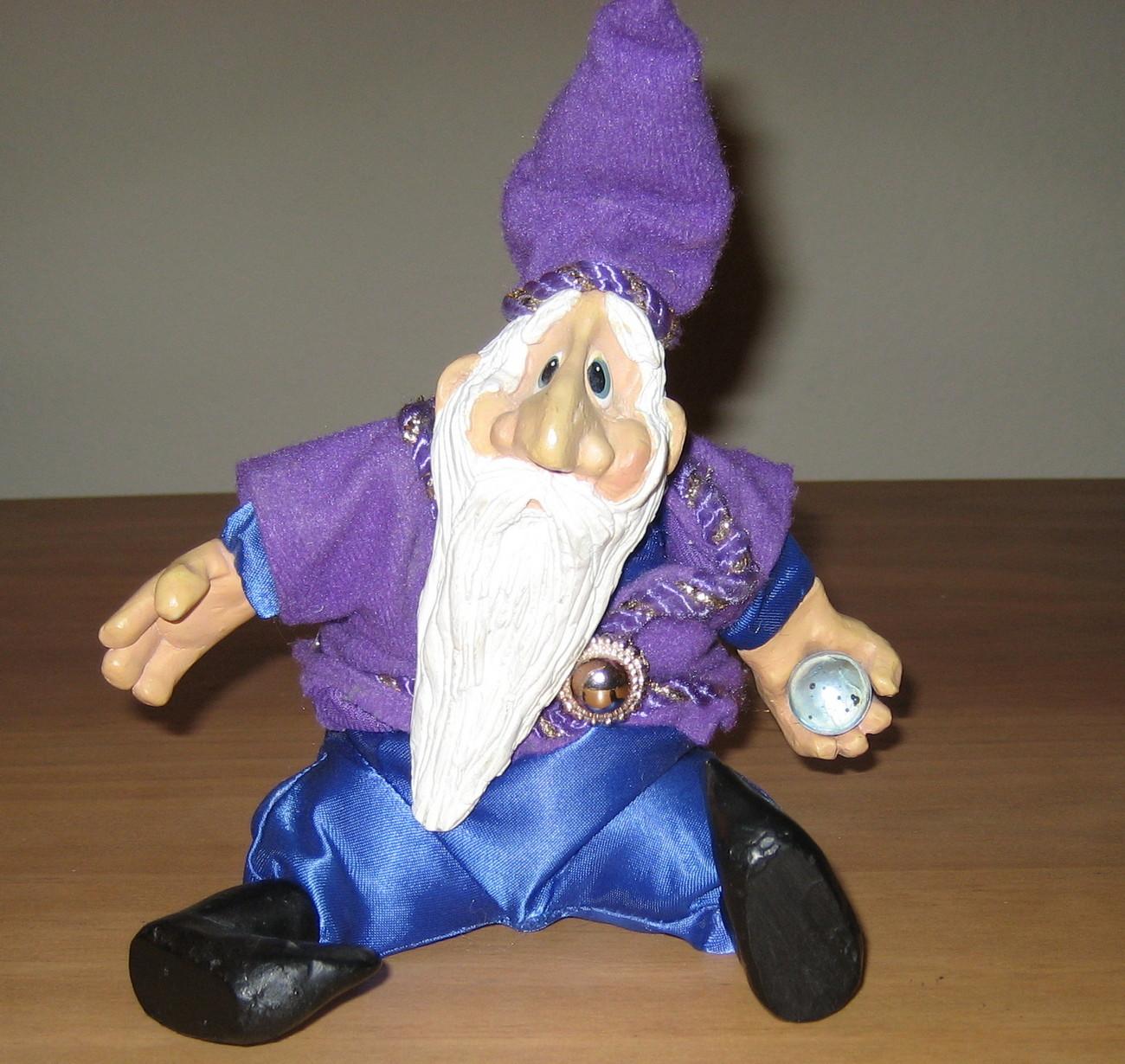 Abracadabra wizard