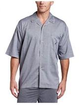 Nautica Men's Captains Herringbone Woven Camp Shirt Size Medium - $18.80