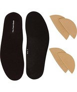 FootChair Orthotics with Pads for Adjustable Arch (Women's 5-6.5 / Men's... - $53.43